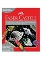 Faber Castell Pastel Boya Renkli